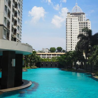 Pool-in-Thamrin-Residences