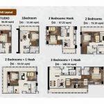 Floor Plan THamrin Residences 150x150 - Apartment Thamrin Residence