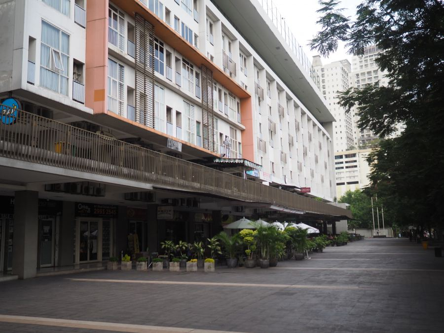 Restaurant Area Thamrin Residences - Apartment Thamrin Residence