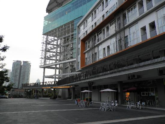 hotel view Thamrin residence - Apartment Thamrin Residence